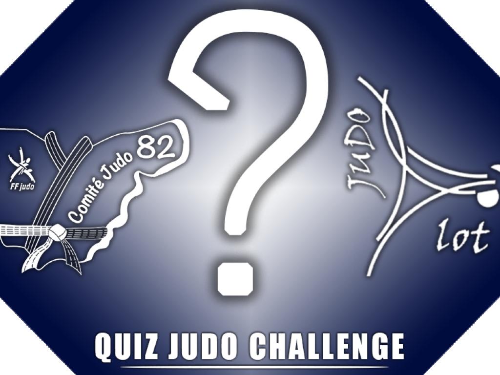 Image de l'actu 'QUIZ JUDO CHALLENGE : la reprise des compétitions en ligne'