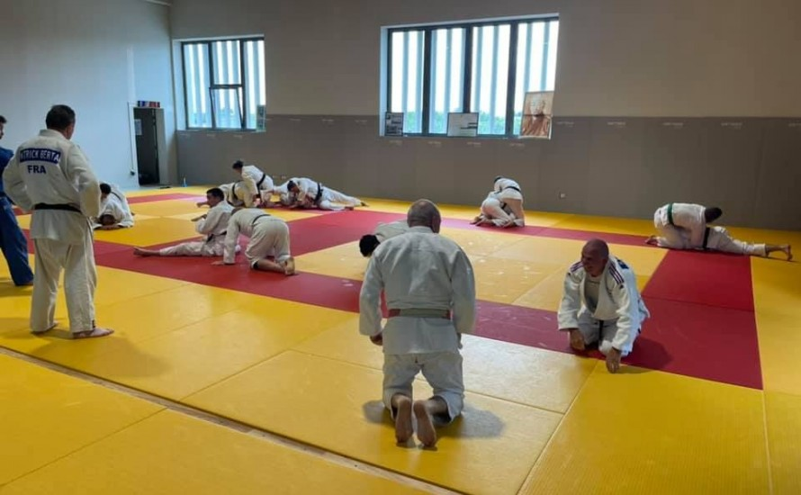 Stage Vétérans à Molières + activités judo été